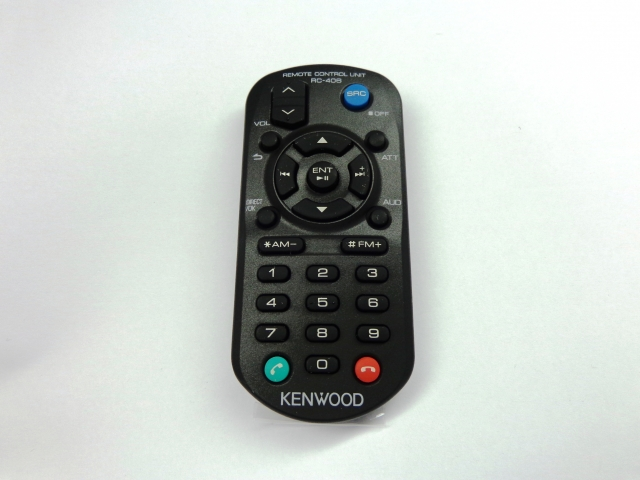kenwood accessory store remote control rc 406 part qal1303 004